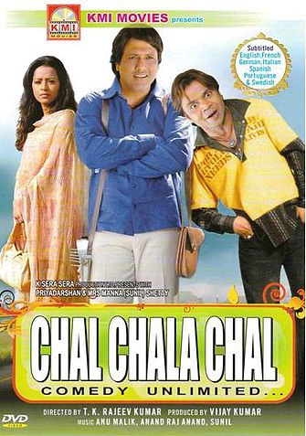 Chalchalachal Reviews Of Chal Chala Chal In Bollywood Movies