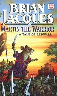 a review of martin the warrior by brian jacques Find helpful customer reviews and review ratings for martin  martin the warrior (redwall)  customer reviews customer reviews 47 out of 5 stars 237 47 out of 5 stars 5 star:  reveling in poetry and song, and feasting as if at the end of a ten season famine brian jacques crafted wonderful friends and heroes ate redwall abbey, and.